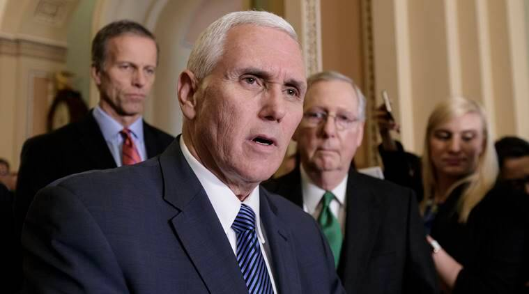 mike pence news, venezuela news, world news, indian express news