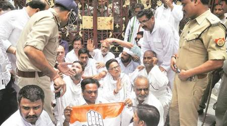 Rajiv Gandhi's statue broken: Reflects state govt's plans to disturb social harmony, says Congress leader Raj Babbar