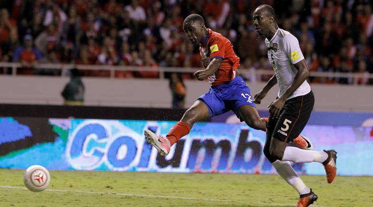 costa rica vs Trinidad and Tobago, CONCACAF World Cup