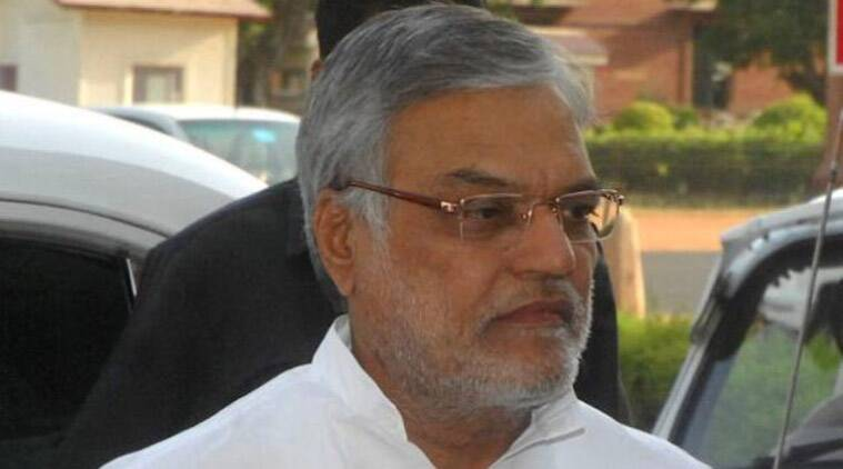 Election Commission serves notice to C P Joshi over casteist remarks