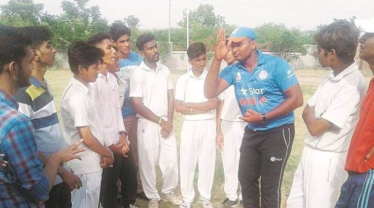 Imran Sheikh, Deaf-mute Cricket captain, Deaf cricket captain, Deaf-mute cricket team