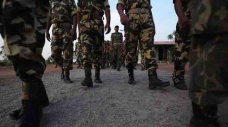 CRPF jawan attacked by five people in Noida