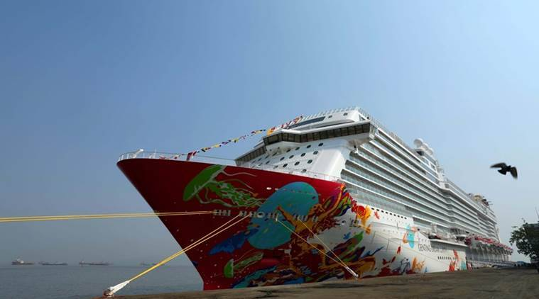 cruise ships, cruise tourism, cisf cruise tourism, nitin gadkari, sea ports, coastal areas, india news, indian express