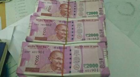 Fake currency seized from Bihar's West Champaran district