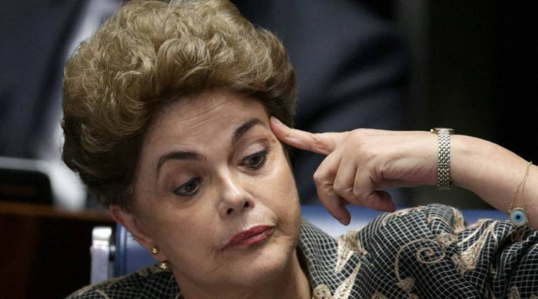 Brazil court opens session that could topple President DilmaRousseff