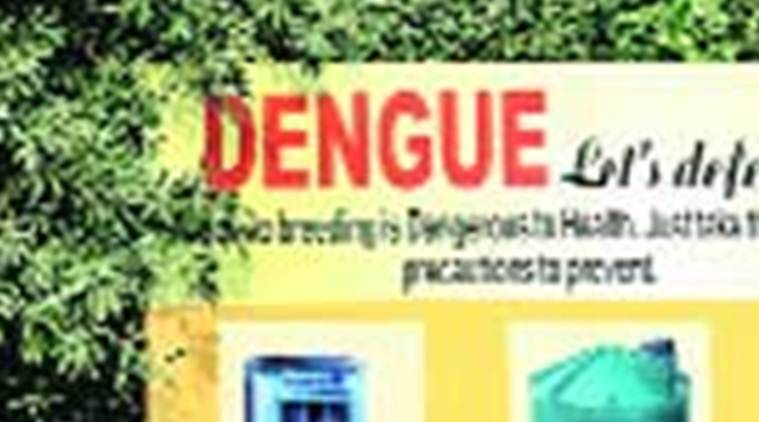 Delhi Assembly, Dengue Hoardings, Chikungunya Hoardings, Directorate of Information and Publicity, DIP, India News, Indian Express, Indian Express News
