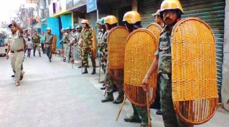 Darjeeling protest, Darjeeling agitation, Gorkhaland stir, TMC on Darjeeling agitation, Gorkhaland administration meeting, TMC, indian express news