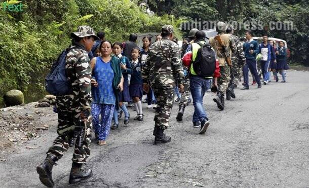 darjeeling, gorkhaland, india news, indian express news