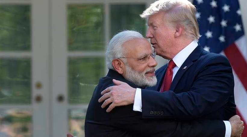 How Donald Trump cast his shadow on the Modi-Xi meet in Wuhan