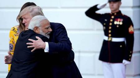 PM Modi invites President Donald Trump and family to India