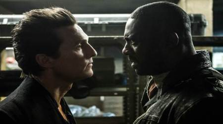 Matthew McConaughey and Idris Alba engage in titanic battle in The Dark Tower