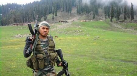 Major killed in Nagaland was set to join NSG in 2 weeks