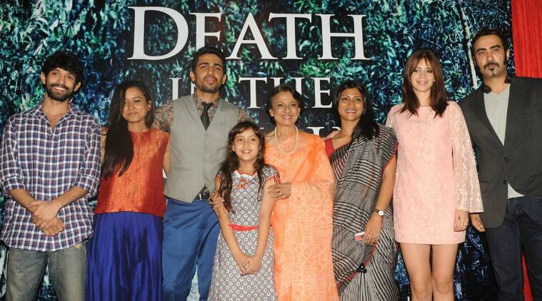 a death in the gunj cast, a death in the gunj konkona sen sharma, konkona sen sharma a death in the gunj, a death in the gunj acrors, a death in the gunj entire cast