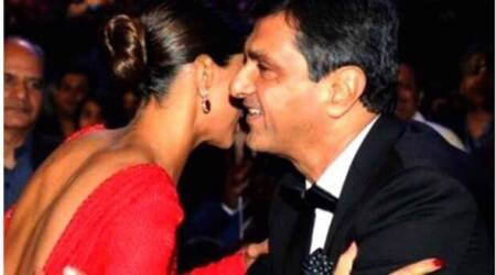Deepika Padukone writes a heartfelt message on Father's Day: Thank you Pa for always inspiring us, see photos