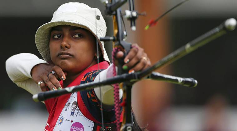 Deepika Kumari, India, Indian Express