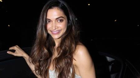 Deepika Padukone shows us how to dress down sequins