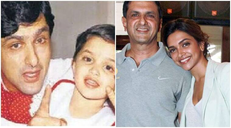 Deepika Padukone wishes daddy Prakash Padukone on his ...
