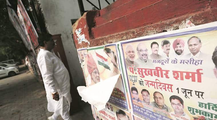 Delhi poll, Delhi MCD poll, MCD poll, delhi assembly election, BJP victory, municipal corporation of delhi, Delhi BJP, manoj tiwari, delhi news, indian express news, india news