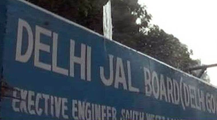 Disinfectant ordered by Delhi Jal Board stuck in transit due to lockdown
