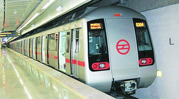 delhi metro fare hike, delhi metro, aam aadmi party, aap, bjp, new delhi, delhi metro fare, india news, indian express news