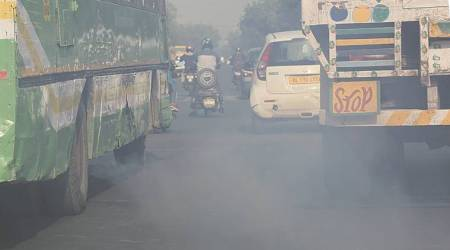 Worsening congestion, spiralling pollution choke Delhi: Study