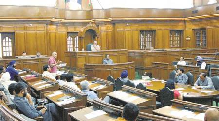 Assembly passes resolution: House for 85 per cent Delhi quota in colleges