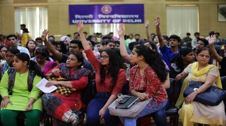 DU admissions 2018: Committee for realistic cut-off; online test for UG, PGadmissions