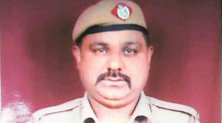 Constable Rajesh, Constable death, constable suicide, delhi  Constable, depression, latest news, latest india news, indian express