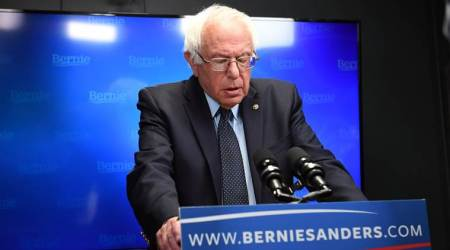 Trump embarrassing US by making pro-Nazi comments: Sanders