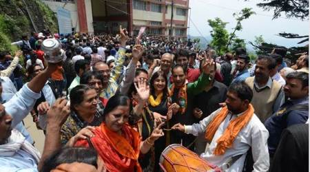 In Congress stronghold of Shimla corporation, BJP makes a splash