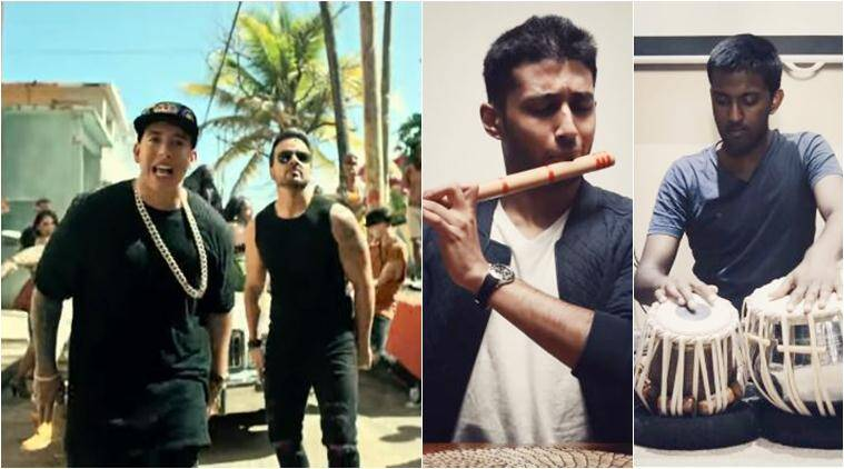 Despacito, Despacito indian cover, Despacito indian classical cover, Mahesh Raghvan despacito cover, justin bieber despacito, Luis Fonsi and Daddy Yankee, viral video, trending videos, indian express