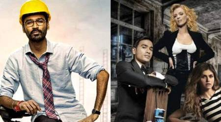VIP 2 star Dhanush is in Belgium to shoot for his Hollywood debut film, The Extraordinary Journey of the Fakir
