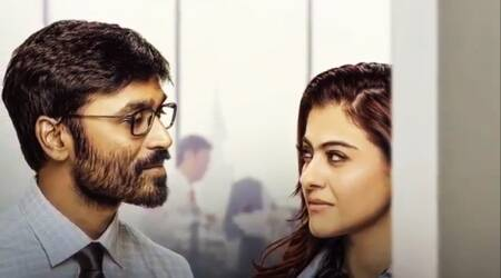 Dhanush lied to Kajol about VIP 2