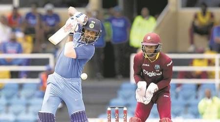India vs West Indies 1st ODI, Shikhar Dhawan, India vs West Indies 2017, Ajinkya Rahane