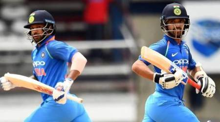 Shikhar Dhawan, Ajinkya Rahane's impressive run continues; average as pair soars to 76