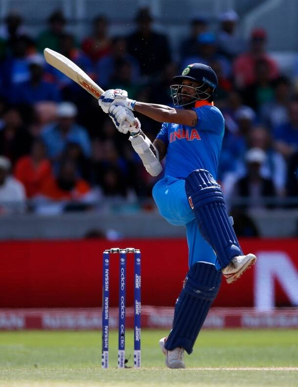 Virat Kohli, Rohit Sharma steal the show as India book ICC Champions Trophy final berth