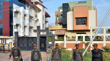 Security Beefed Up At MS Dhoni's Residence After India's Loss Against Pakistan