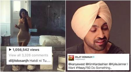 Diljit Dosanjh on his Kylie Jenner obsession: I love her very much but she hasn't replied