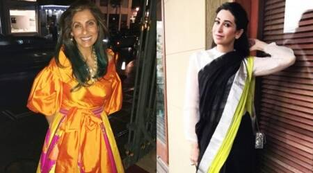 Dimple Kapadia in lehenga, Karisma Kapoor in sari: Who carried Indian wear better?