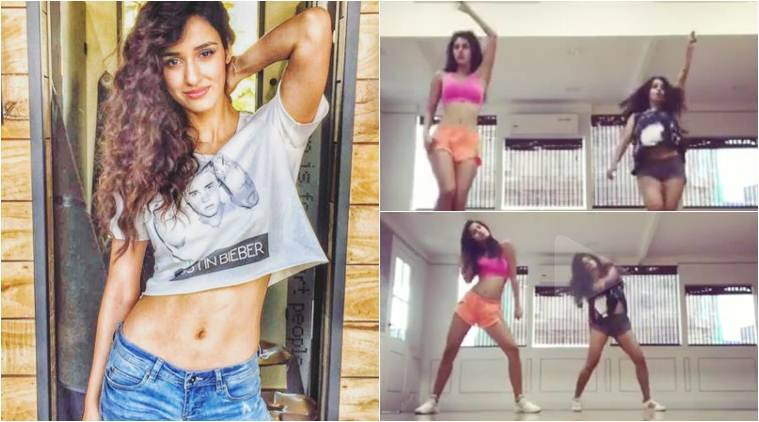 disha patani, disha patani instagram, diha patani dance videos, disha patani hot videos,