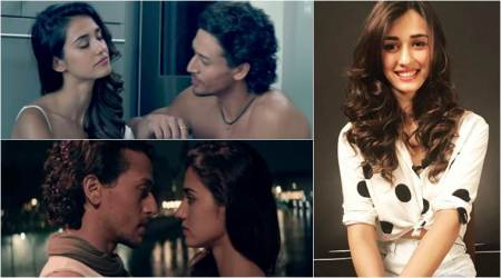 Disha Patani on working with Tiger Shroff in Baaghi 2: We are very competitive, yet very comfortable with each other