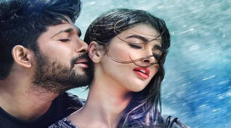 duvvada jagannadham, allu arjun, Duvvada Jagannadham box office collection, Duvvada Jagannadham day 1 collections
