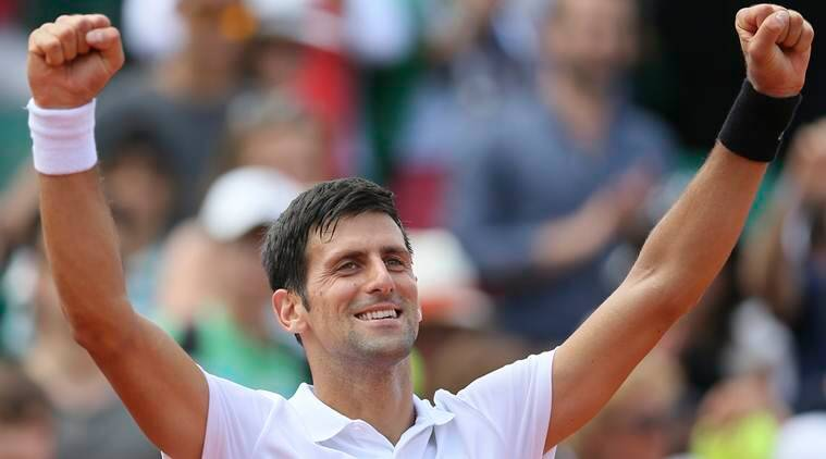 Novak Djokovic, tennis, Indian Express