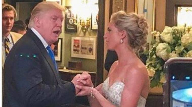 Donald Trump, Donald Trump wedding crash, Trump towers, USA president, world news