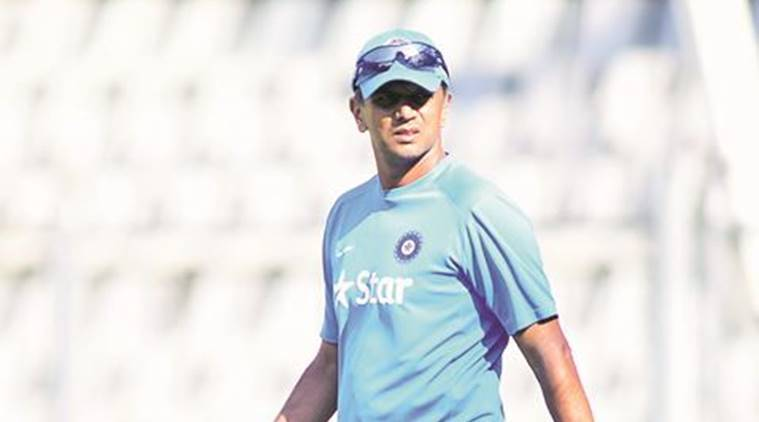Dravid set to extend his tenure as India A, U-19 coach