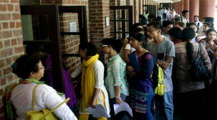 DU admissions 2017: Sixth cut off list released, Hindu BA Economics at 97.25 per cent