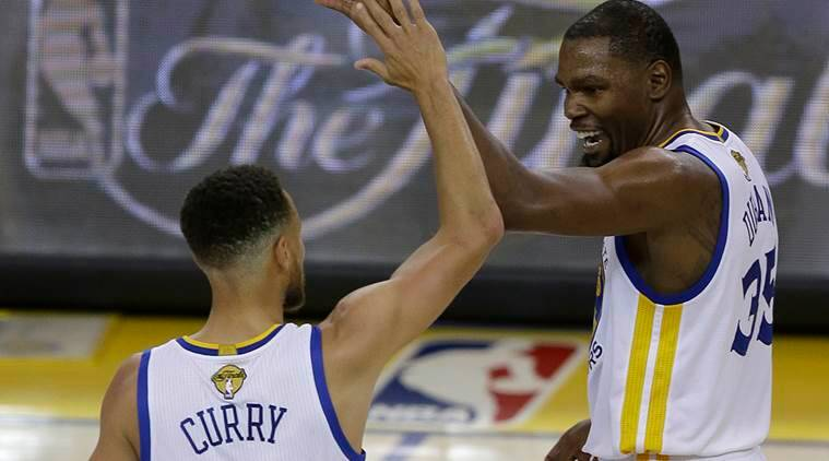nba finals, golden state warriors, clevleand cavaluiers, lebron james, kevin durant, steph curry, nba, basketball news, sports news, indian express