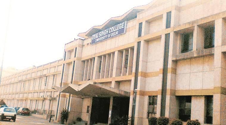 dyal singh college, day college, delhi university, morning college, evening college