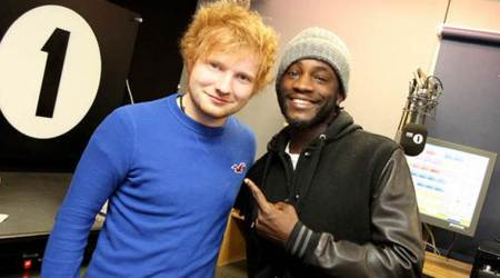 Ed Sheeran slept on my couch for six weeks: Jamie Foxx