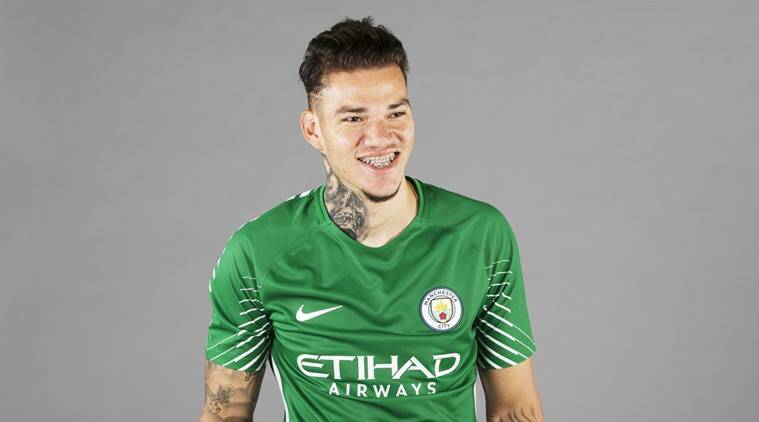 manchester city, ederson, manchester city goalkeeper, premier league, football transfer news, football news, sports news, indian express